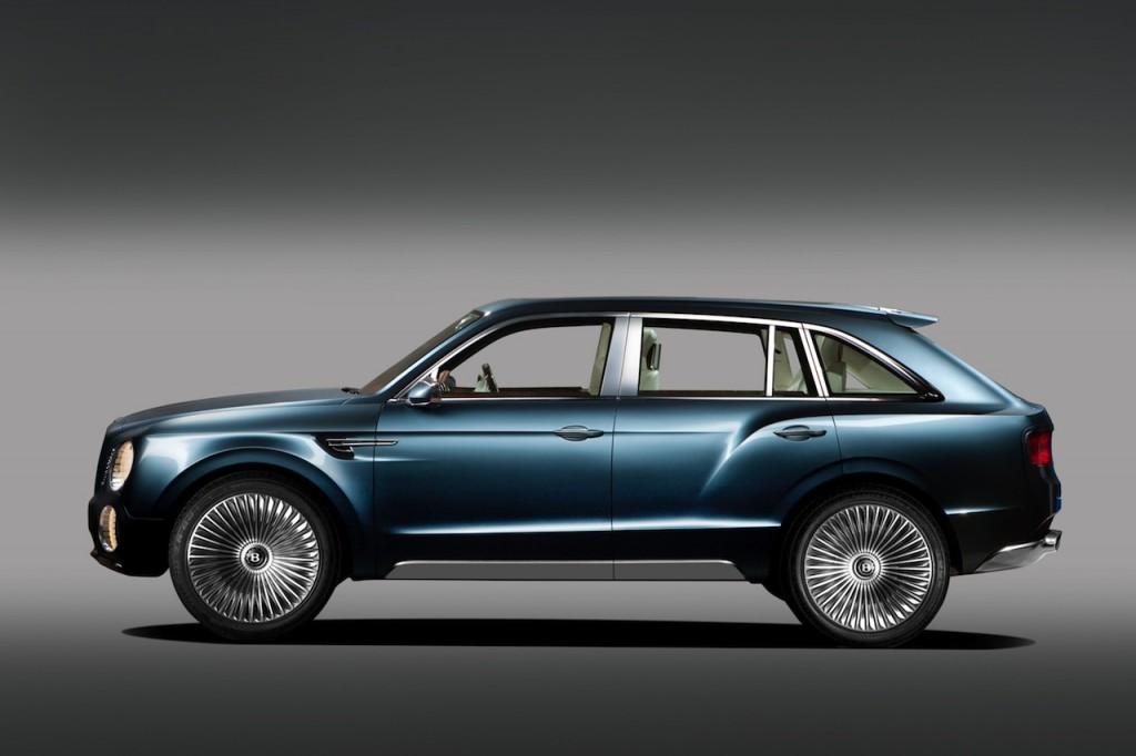 Bentley Exec Confirms Plans to Launch SUV