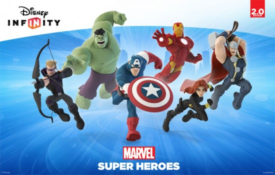 Disney Infinity: Marvel Super Heroes Announced, Fall 2014 Release Date Confirmed