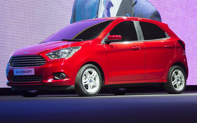 Ford Figo 2015 Confirmed for Indian Market – Assembly to Begin April