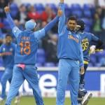 Britain Cricket ICC Trophy India Sri Lanka