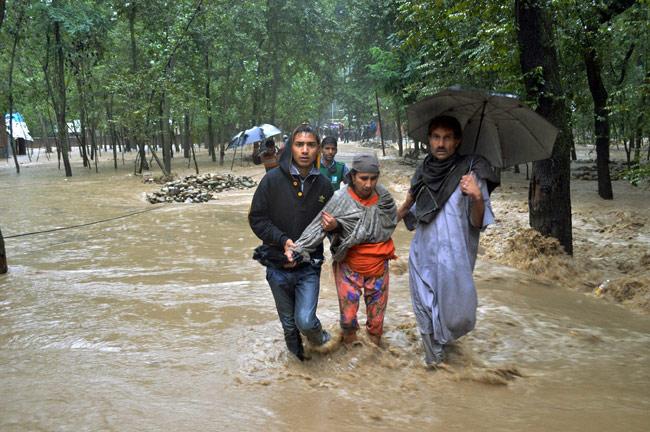 Kashmir Floods (2)