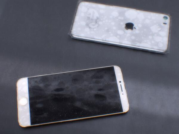 iPhone 6 specifications leaked even before its secret launch [photos & video]