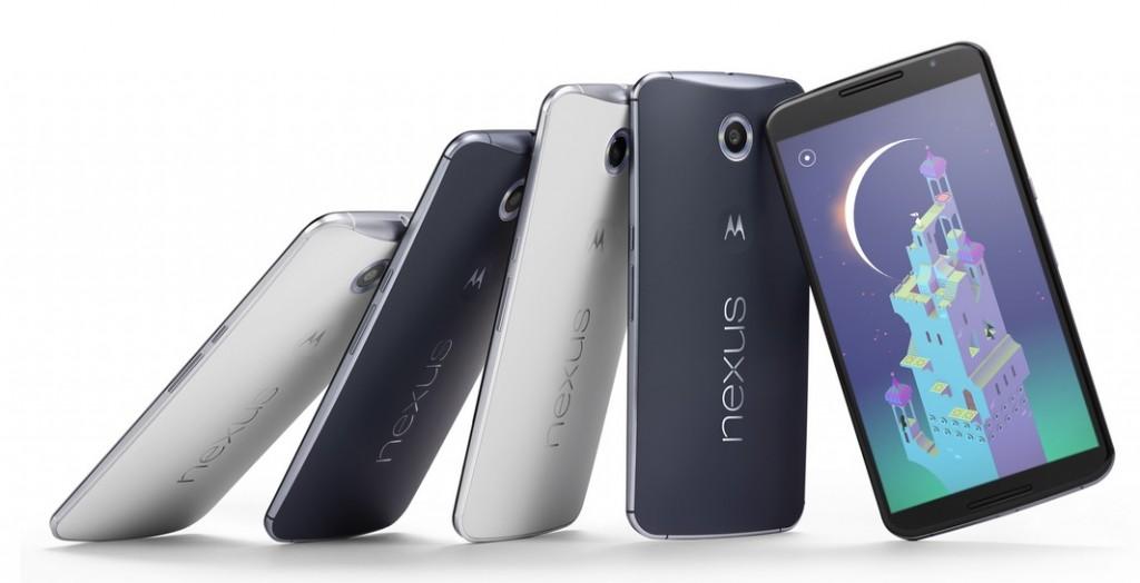 Google Nexus 6 Pre Order Starts on Flipkart.com