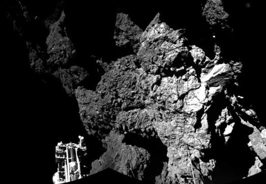 Philae Lander: Rosette Mission sends first images from comet 67P [photos]