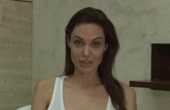 Video: Angelina Jolie has Chicken Pox! Cancels 'Unbroken' promotions