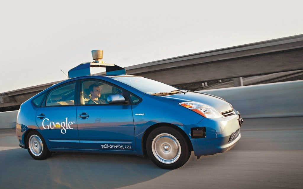 Google self-driving cars prove people are terrible drivers