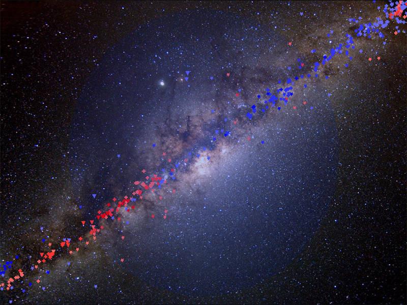 Study reveals that Dark Matter is richer and complex