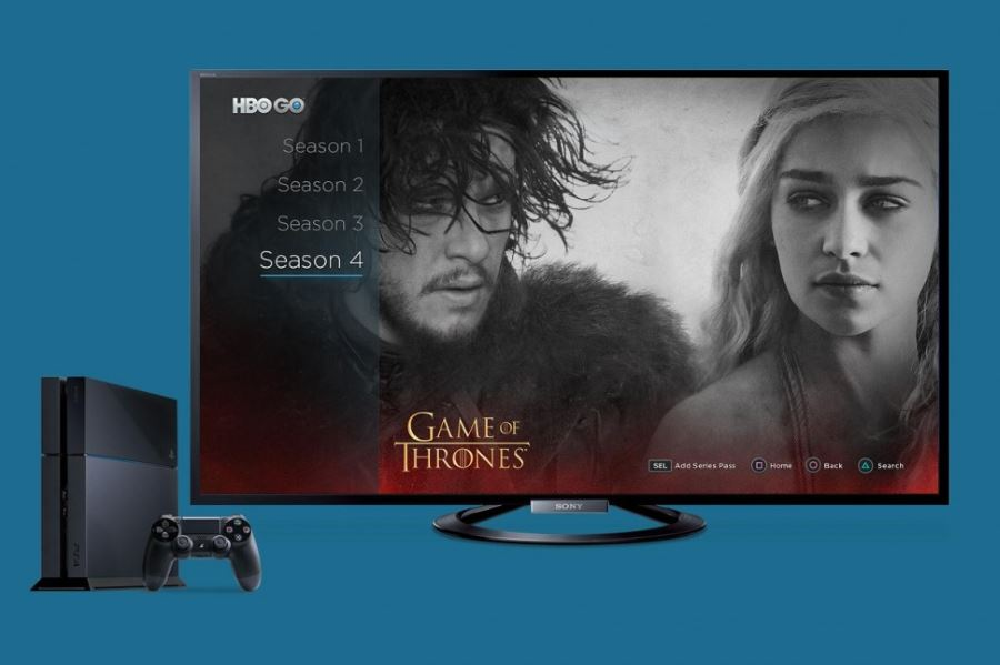 how to download hbo go on ps4