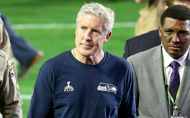 Pete Carroll doesn't give air to locker room issue with Jimmy Graham