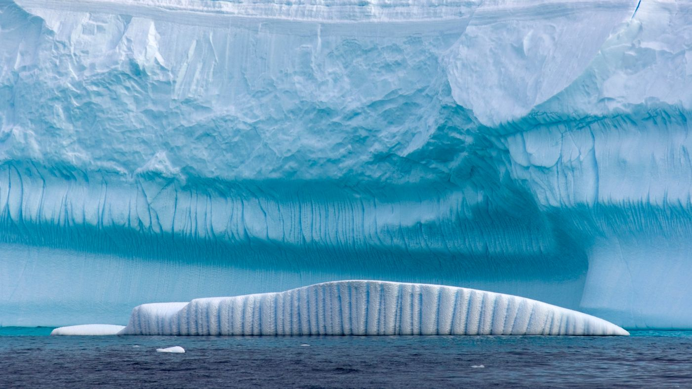 warming oceans beginning to affect ice sheets in east antarctica