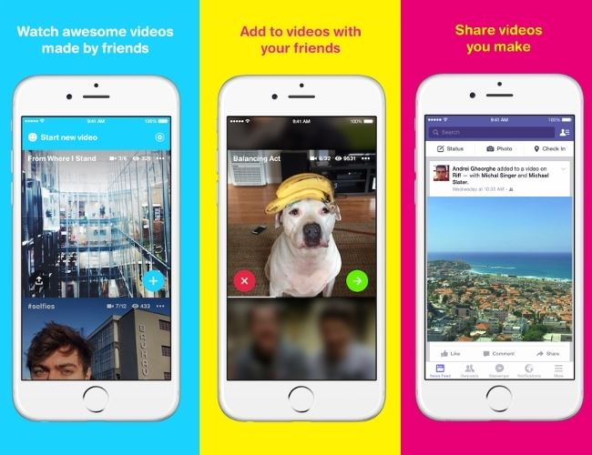 Facebook Launches new app to create viral videos called Riff