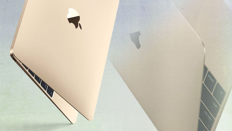 Apple Gold MacBook 12-inch Retina hottest selling product in market now