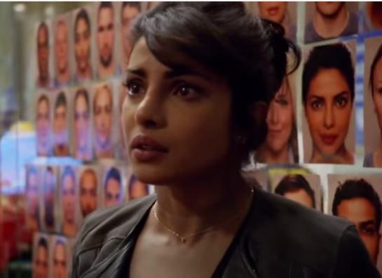 Watch: Priyanka Chopra hot and sexy in 'Quantico' trailer