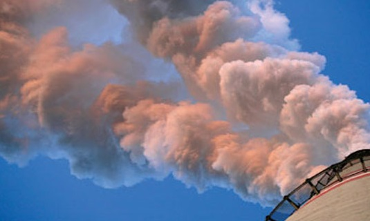 Atmospheric Carbon Dioxide hits a landmark of to 400 ppm