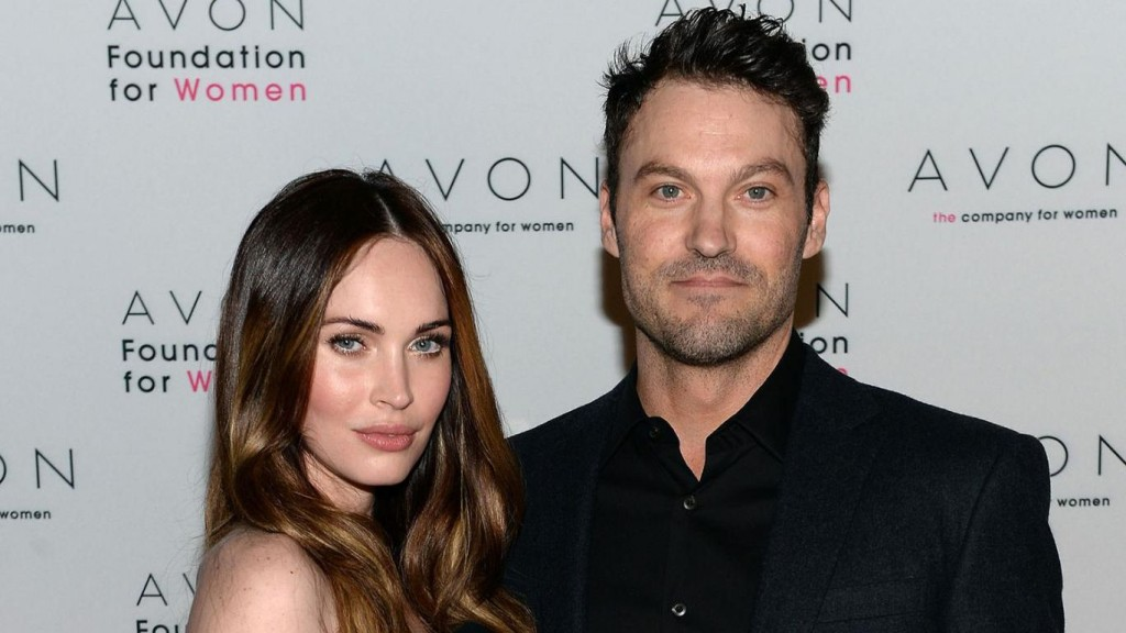 Brian Austin Green and Megan Fox files for Divorce after 5 years of marriage