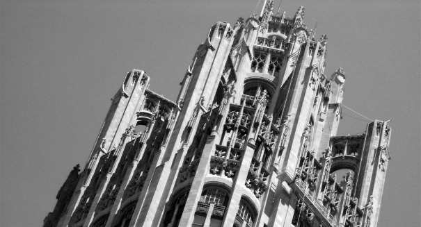 The iconic Tribune Tower in Chicago is for sale — for a huge price tag