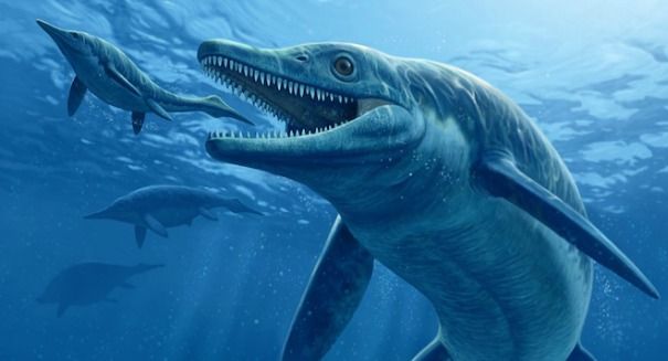 Scientists stunned to find the surprising reason why the massive Ichthyosaur died out