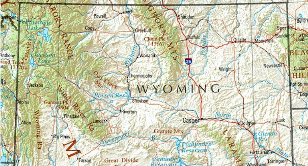 Wyoming economy on the brink, after latest announcement