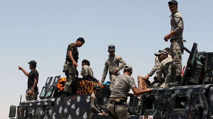 If Islamic State loses Fallujah and Raqqa, the 'caliphate' will be over