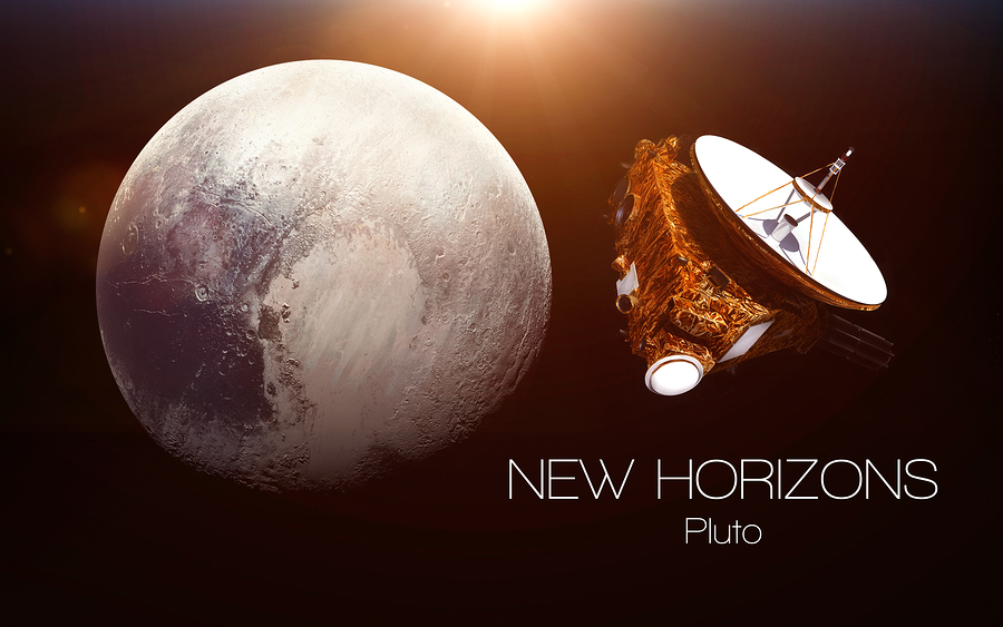 Water on Pluto?  New research says dwarf likely has hidden ocean