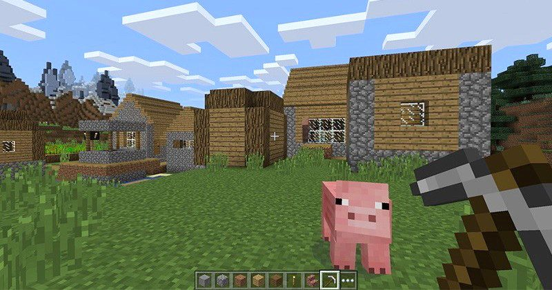 Minecraft sales top 100 million copy mark, second highest ever
