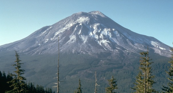 Massive eruption of Mount St. Helens soon?