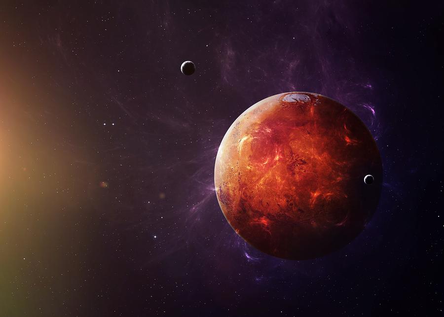 NASA commissions 5 aerospace companies for new Mars orbiter designs