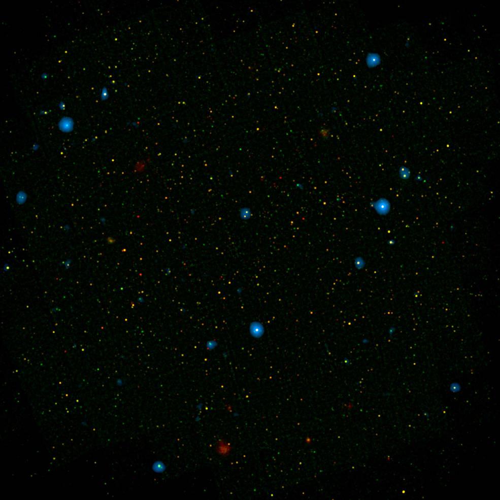 """Singing"" black holes belt out cosmic secrets"