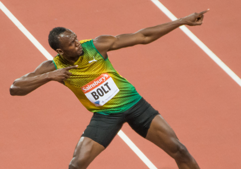 Usain Bolt: Big jerk or happy-go-lucky showman?
