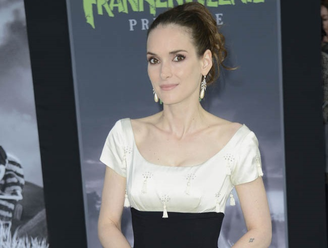 "Winona Ryder had a ""really nice"" stalker"
