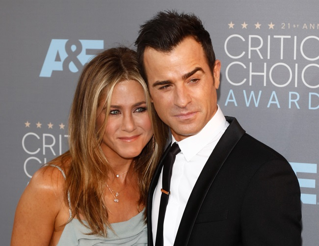 Jennifer Aniston and Justin Theroux celebrate low-key anniversary