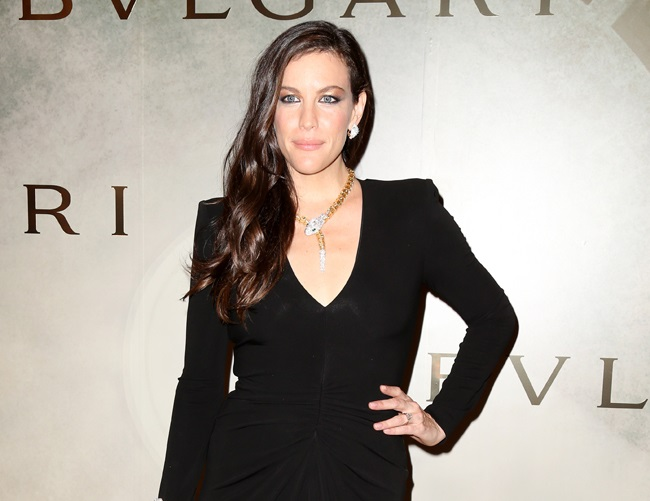 Liv Tyler doesn't date men with bad music tastes