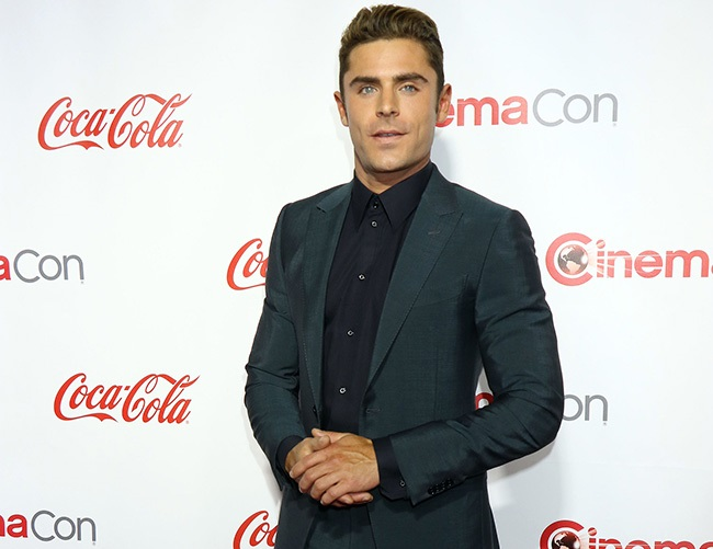 Zac Efron wants women to ask him out