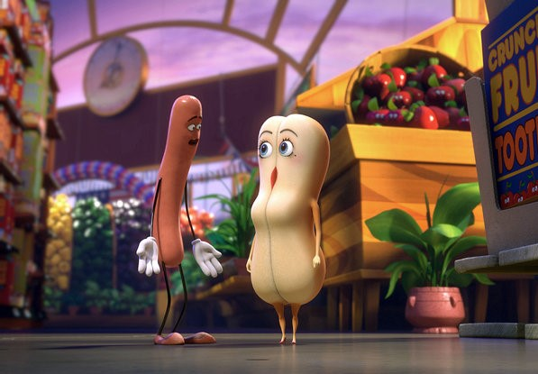 <em>Sausage Party</em>: Grocery shopping will never be the same again
