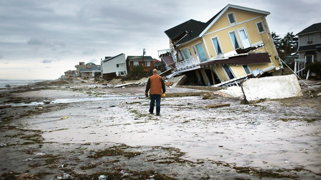 New York should brace for Sandy-like storms in coming years, new study