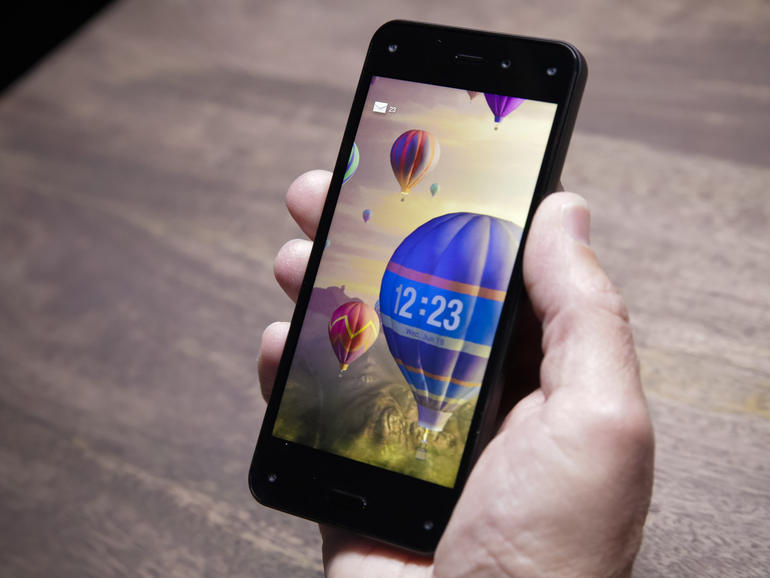 Amazon Fire Phone – Quirky and Curious, But Can It Compete Realistically?