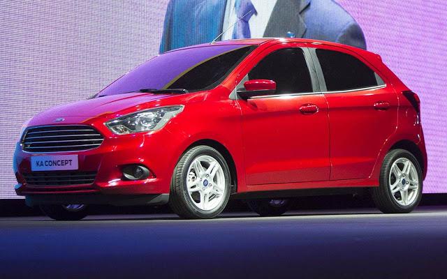 Ford Figo 2015 Confirmed for Indian Market – Assembly to Begin April