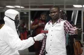 Ebola screening at Mumbai, Delhi Airports