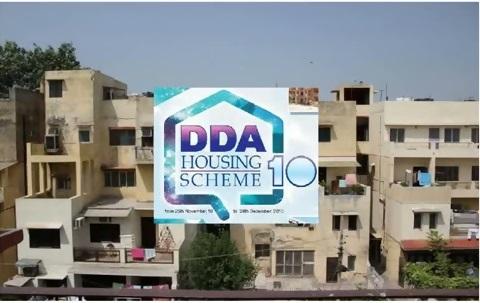 Apply Online for 25,000 Delhi Development Authority (DDA) Housing Scheme flats