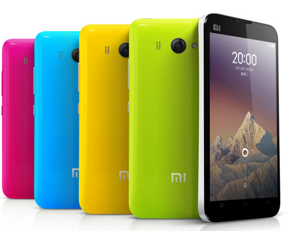 Samsung Who? Xiaomi Ousts World's number One to Take the Gold in China