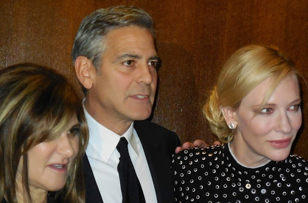 George Clooney, Amy Pascal in new Sony hack leak