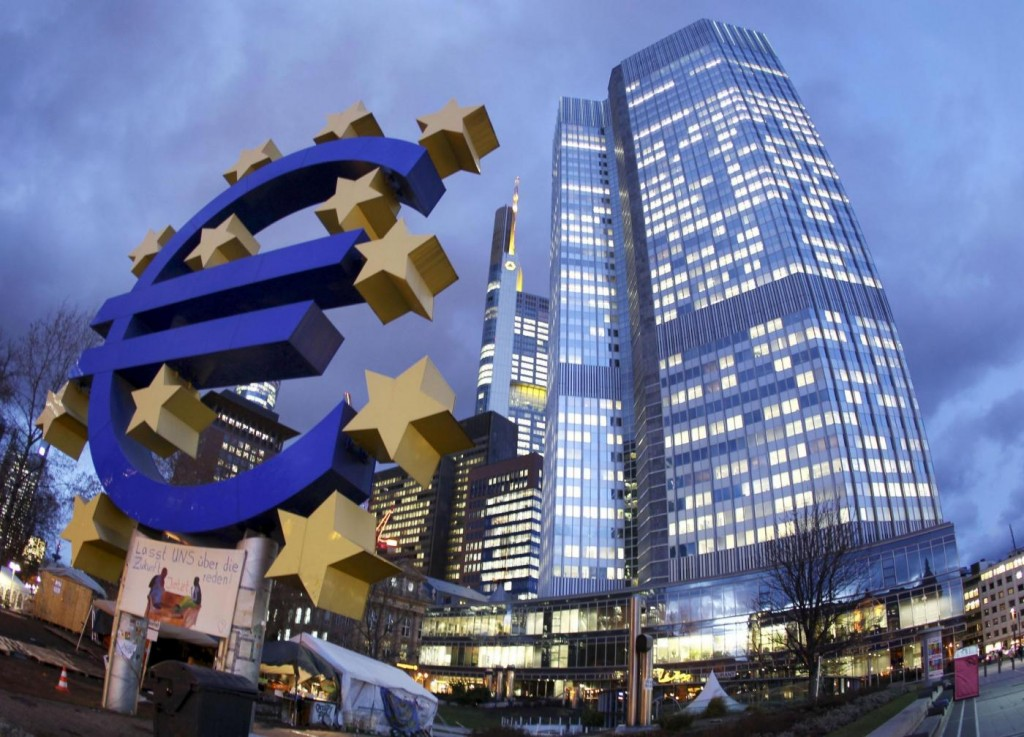 ECB boost – Euro dips whilst Asia equities spill