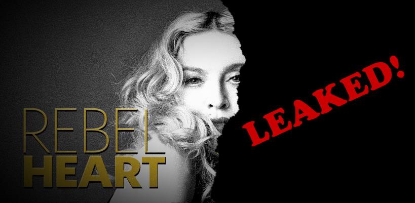 Madonna thanks the Israeli police, FBI for arresting hacker accused of leaking 'Rebel Heart' video online