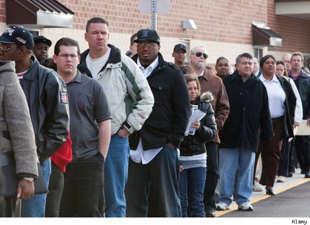 Rate of joblessness in the US plunges to 15-year low