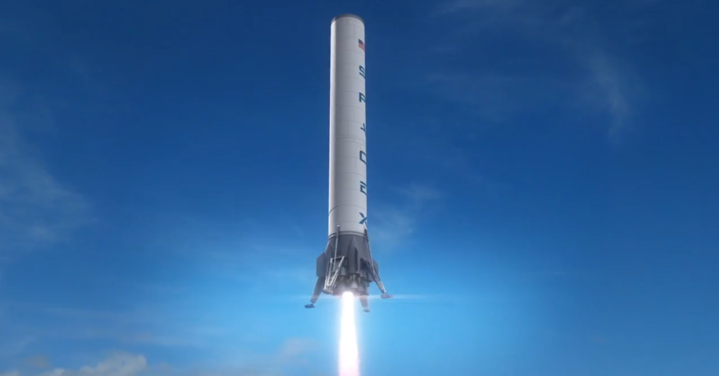 SpaceX Falcon 9 to take NOAA deep space weather satellite up in the sky, to try barrage landin upon return