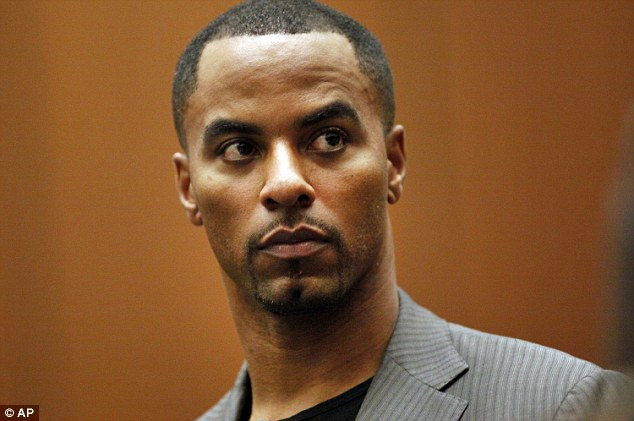 Former NFL player Sharper Darren sentenced nine-years in prison after pleaded guilty to sexual assault