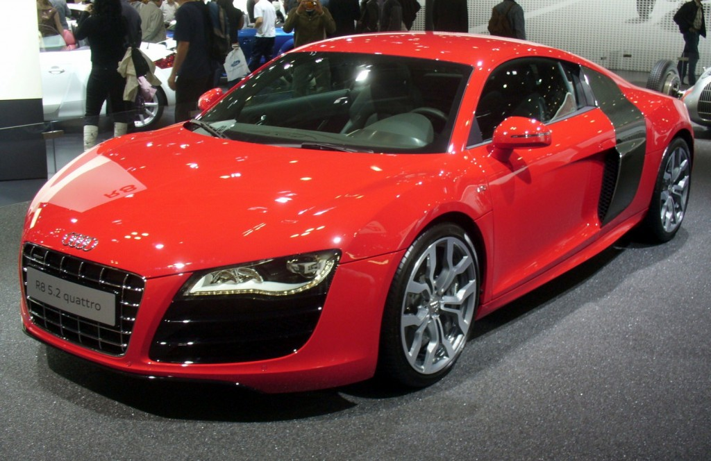 Audi reports record high sales of luxury cars in February