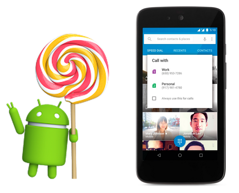 Google officially released Android 5.1 Lollipop