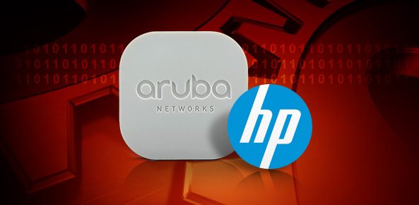 HP buys wireless networking company Aruba networks for $2.7 billion