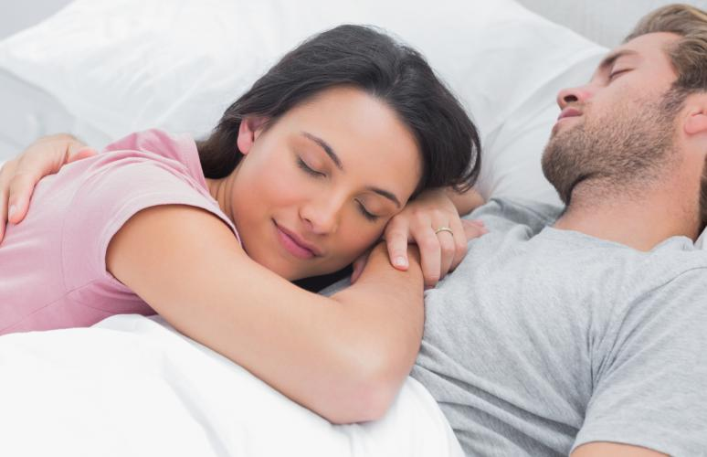 Study says couples happy with sex once a week
